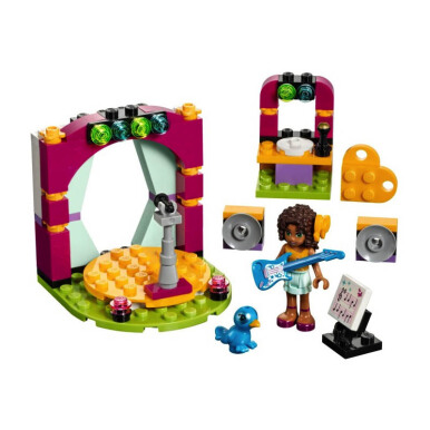 LEGO Friends Andrea's Musical Duet 41309