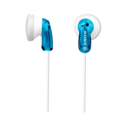 SONY MDR-E9LP Earphone - Biru