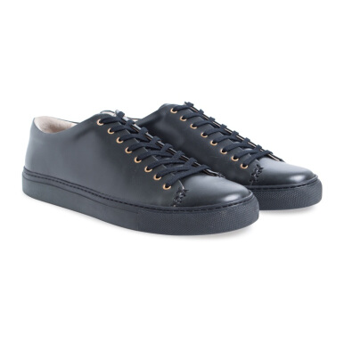 Ftale Yotn Tan Black Leather 42