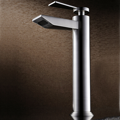 LANGFAN J4842 Bathroom Waterfall Faucet Basin Taps Water Tap