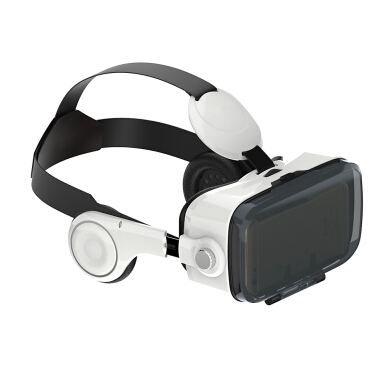 Xiaozhai BOBOVR Z4 VR 3D Virtual Reality Glasses Immersive Private Theater Built-in Microphone for 3.5 - 6.0 inches Mobile Phone