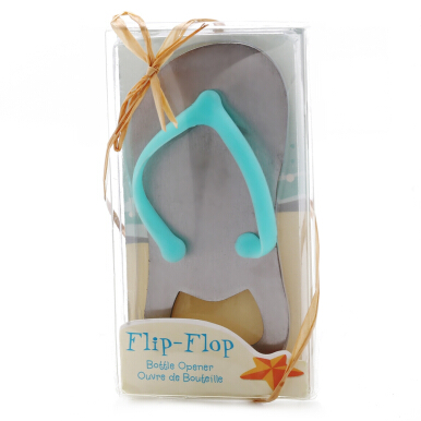 Creative Sandal Slipper Shaped Bottle Opener
