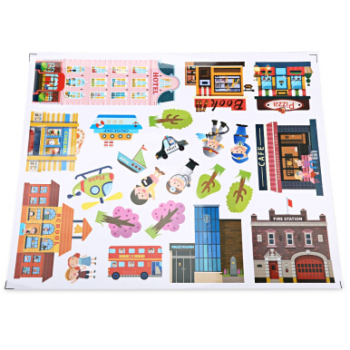 3D Drawing Puzzle Creative Toy for Children