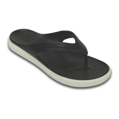 202831-066 CROCS CitiLane Flip - Black [38.5]