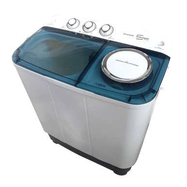 DAEWOO Twin tub - DWT-700 Biru