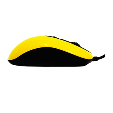 DIGITAL ALLIANCE G7 Alpha Gaming Mouse - Yellow