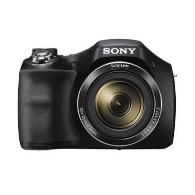 SONY Cyber-shot DSC-H300 - Black