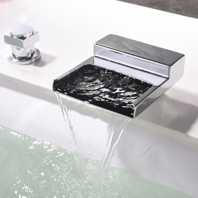 HIDEEP Bathtub faucet HI07002 ---Chrome
