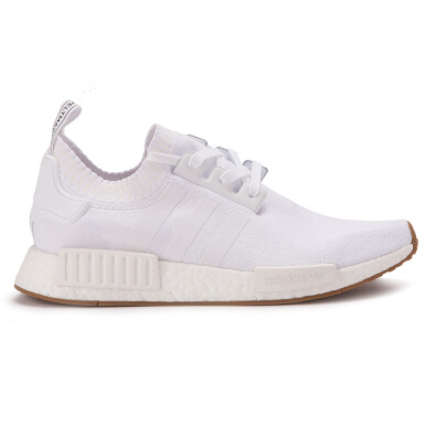 ADIDAS NMD R1 Gum Pack - White BY1888