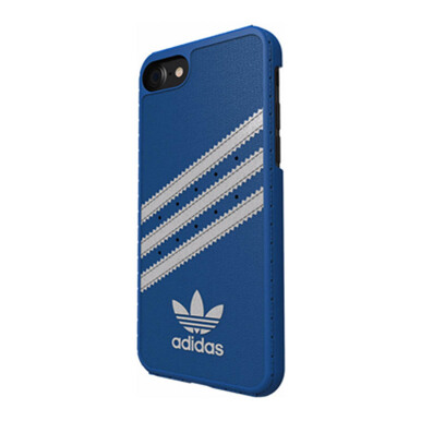 ADIDAS Moulded Case for iPhone 7 - Bluebird/White