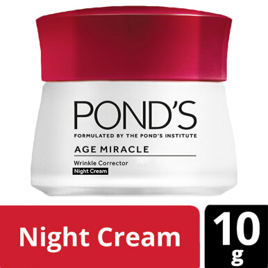 PONDS Age Miracle Deep Action Night Cream 10g