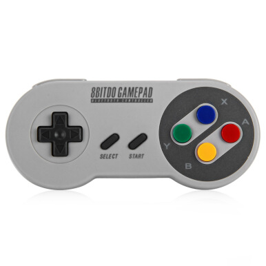 8Bitdo SFC30 Pro Wireless Bluetooth Gamepad Dual Classic Joystick For iOS Android PC Mac Linux