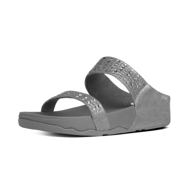 FITFLOP Novy Slide (09-04) Ftw Wn - Pewter [7]