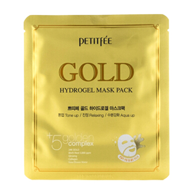PETITFEE Gold Hydrogel Mask