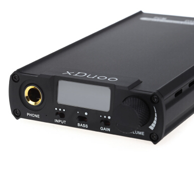 XDUOO XD - 05 Portable Digital Audio Converter Headphone Amplifier with OLED Display