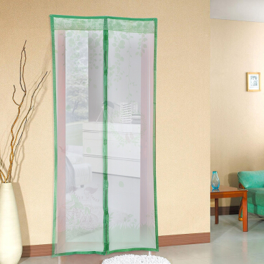 Bicycle Pattern Anti-mosquito Magnetic Screen Door