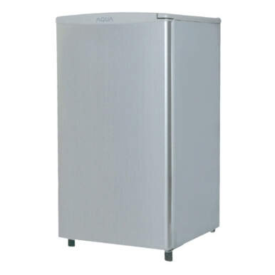 AQUA Upright Freezer AQF-S4 (S) - Silver