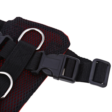 Pet Vehicle Safety Seat Belt Dog Leash Collar Chest Harness