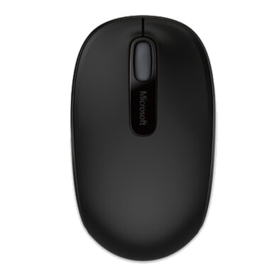 MICROSOFT Wireless Mobile Mouse 1850 - Black