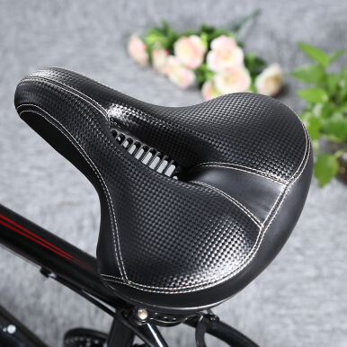 Bicycle Cycling Bike MTB Wide Soft Thicken Sponge Saddle Cushion Seat