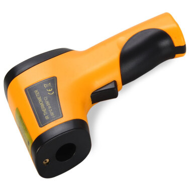 Non-contact IR Gun Style Infrared Digital Temperature Thermometer