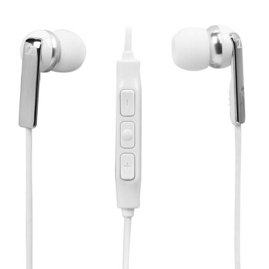 SENNHEISER CX 2.00i In Ear Earphones - Putih