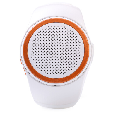 YUHAI Bluetooth 2.1 Watch Style Music Wristwatch Speaker