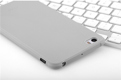 Sentum XIAOMI MI note case  Blade Silicon Soft TPU Rugged Tough Case Cover 3D Shell Cover Grey 1