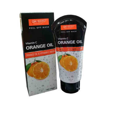 Qiansoto Masker Orange Oil ( Vitamin C ) - 100 ml