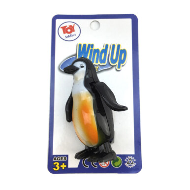 Toy Addict Wind Up Toy Penguin - 5875309 - Multicolor
