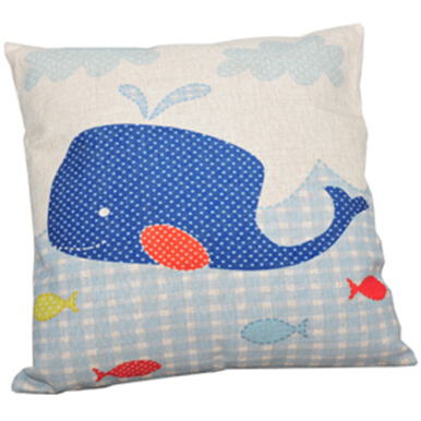 Osc Bantal Sofa Whales