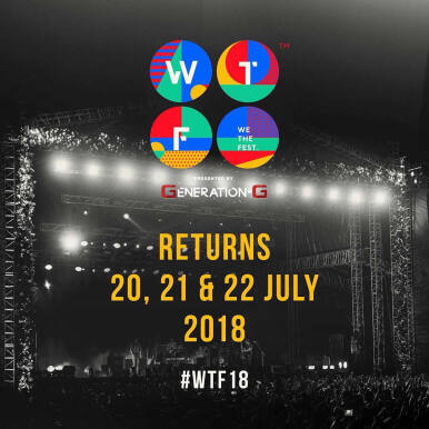 WE THE FEST 2018 - 3 Day Pass - GA Presale 3
