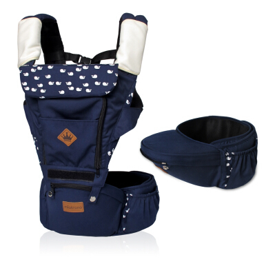 MIATRONO Hipseat Carrier - Sea Blue Navy Blue