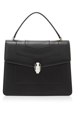 Bvlgari Serpenti Forever Top Handle Bag