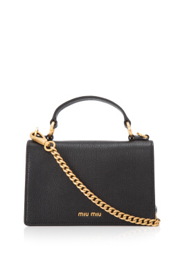 Miu Miu Madras Flap Bag