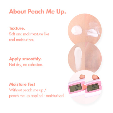 Unpa Peach Brick & Peach Me Up Free Gift Peach 200gr