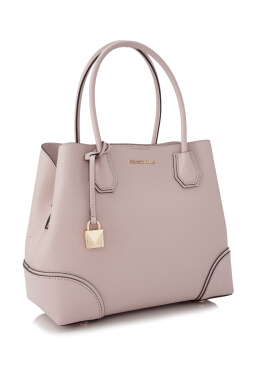 MICHAEL Michael Kors Mercer Corner Kors Studio Medium Center Zip Tote