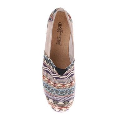 ANYOLORICH Ladies Flat Shoes B 78 - Apricot - 36