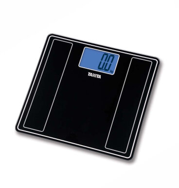 TANITA Digital Bathroom Scale HD-382 - Available in 3 Colors Red