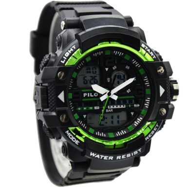 Pilot Dualtime 1165MB - Black List Green