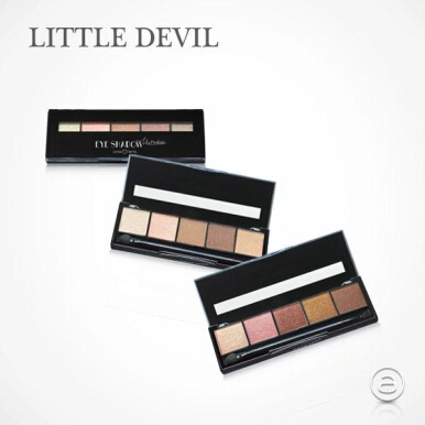 LITTLE DEVIL 3in1 Package Makeup Kit [30gr]