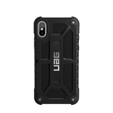 UAG IPHONE X MONARCH CASE BLACK ( IPHX-M-BLK )