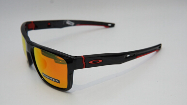 Oakley Sunglass Crossrange Prizm|OO 9371-0857|Polished Black