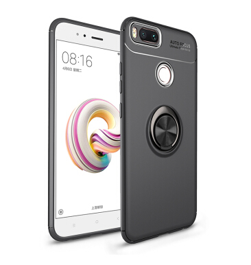 Weika XIAOMI A1/5X iring Invisible TPU Soft Case Black