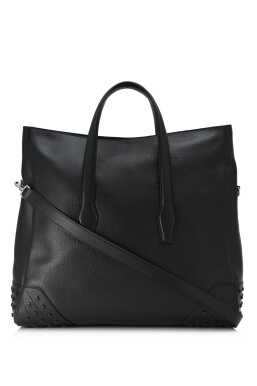Tod's Leather Tote Bag