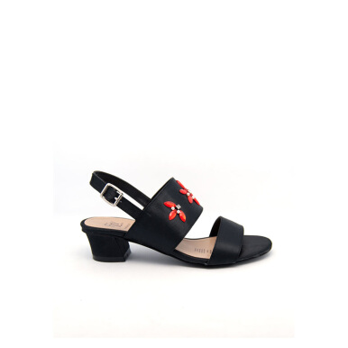 FLY SHOES Nadine 5674 Black Black 36