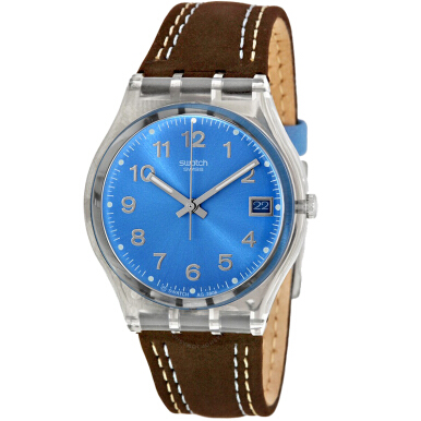 Swatch Date GM415 Brown
