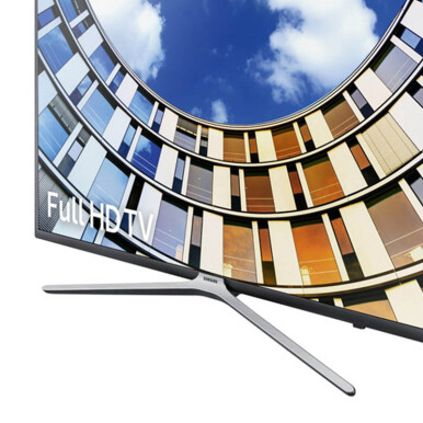 SAMSUNG LED TV 43 Inch Flat Smart Digital FHD - 43M5500