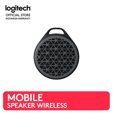 LOGITECH X 50 Wireless Speakers - Black