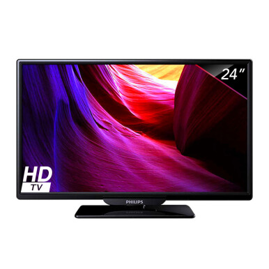PHILIPS LED TV 24 Inch - 24PHA4100S